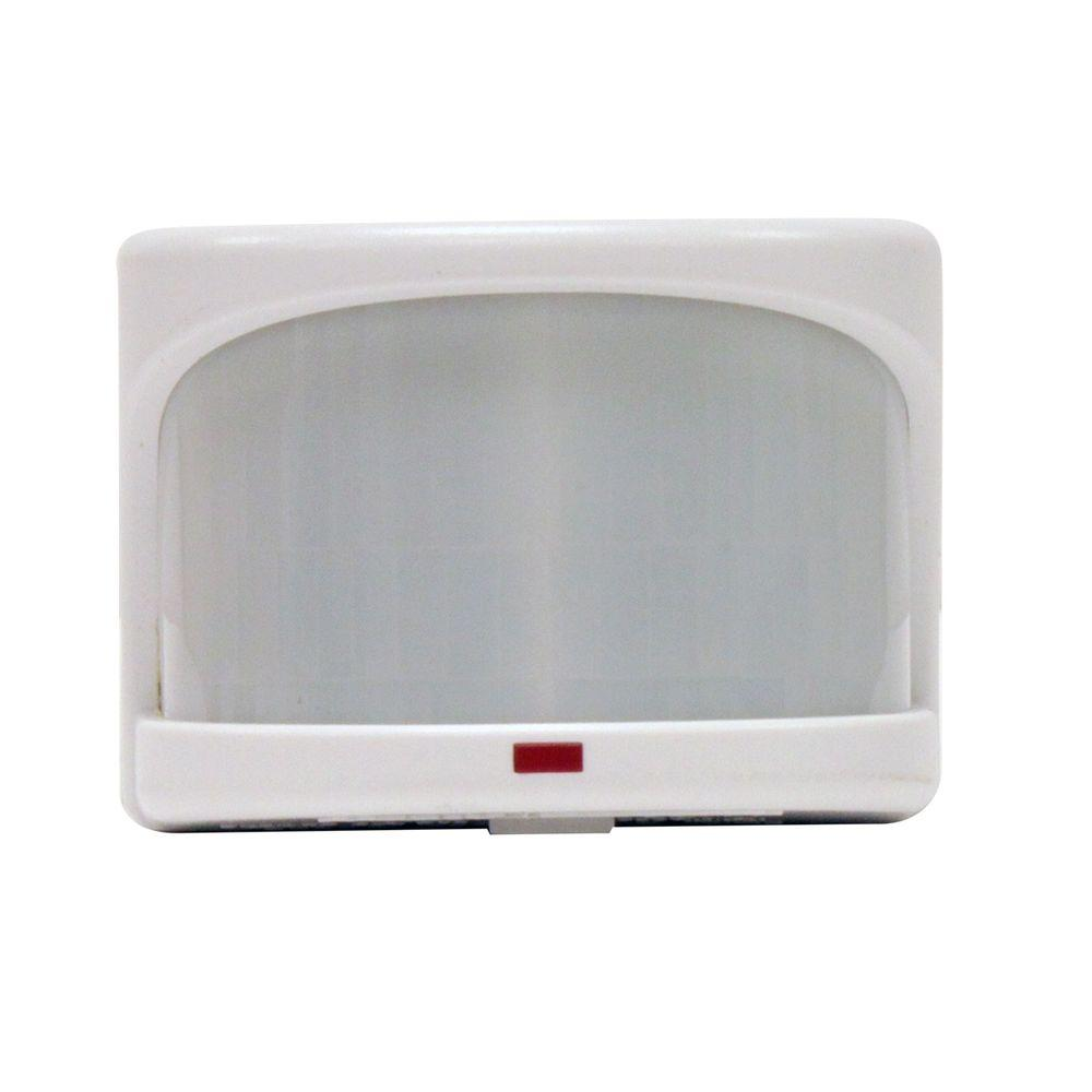 Hampton Bay Wireless Motion Sensor Hb 7773 02 The Home Depot