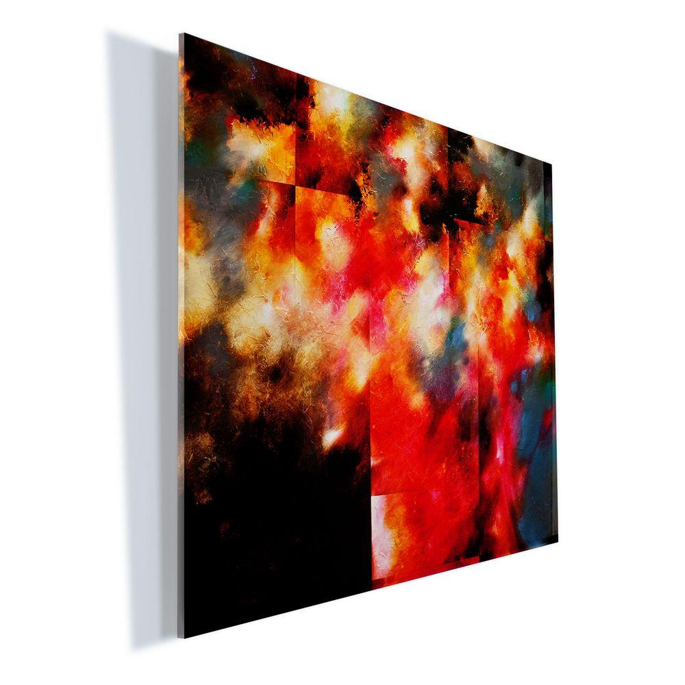 "Trademark Fine Art 18 in. x 24 in. ""Dreamscape"" by CH Studios Printed Acrylic Wall Art"