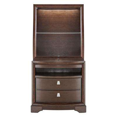 Nichols 3-Piece Brown Queen Bedroom Set