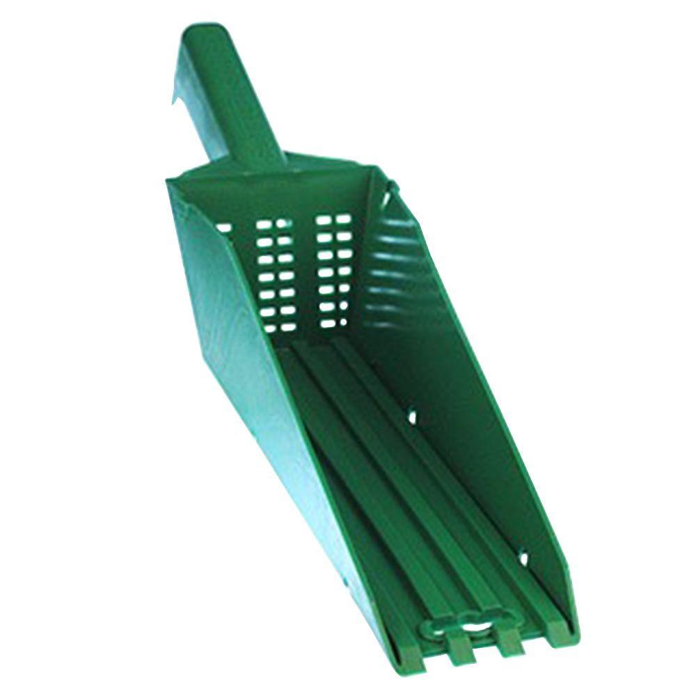 15 in. Long Plastic Gutter Scoop