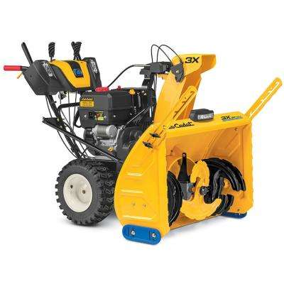 3X 34 in. MAX H 420 cc Three-Stage Electric Start Gas Snow Blower with Hydrostatic Drive System