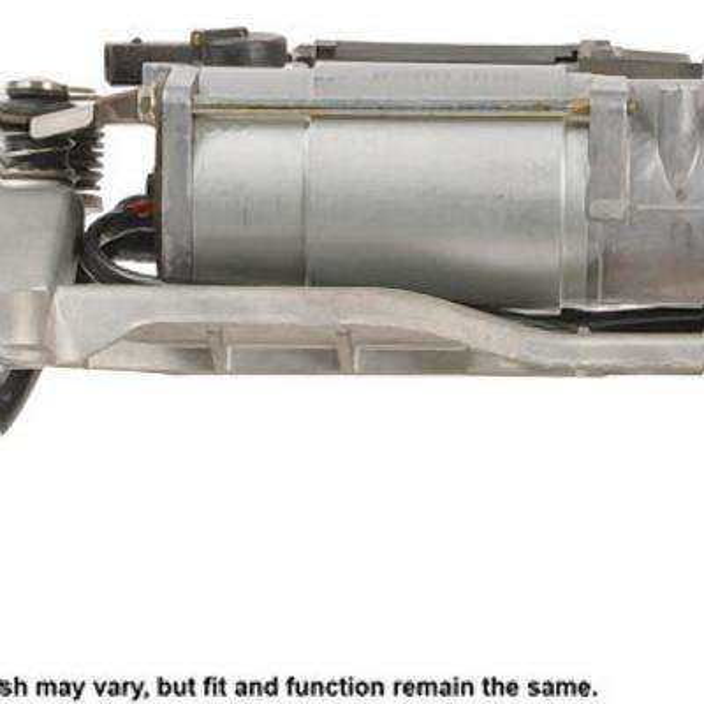 Reman Suspension Air Compressor fits 2004-2010 Volkswagen Touareg