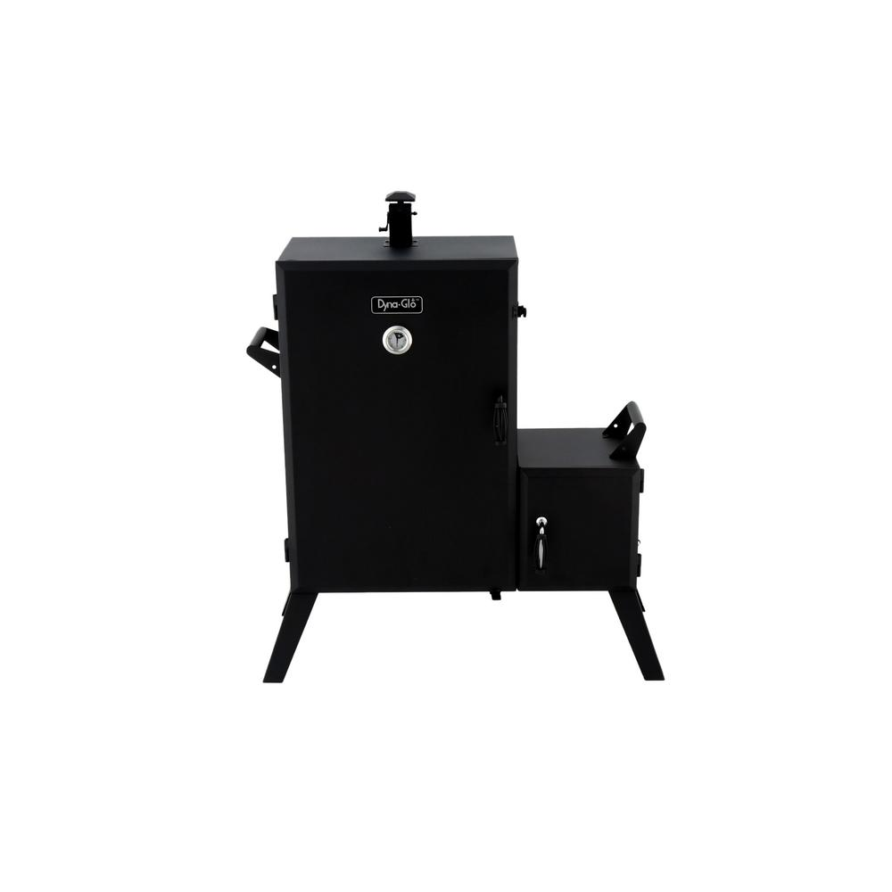 Dyna Glo Grills And Smokers Char Boil Offset Meat Vertica...