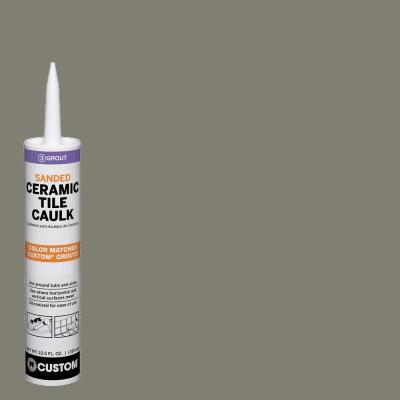 Polyblend #09 Natural Gray 10.5 oz. Sanded Ceramic Tile Caulk