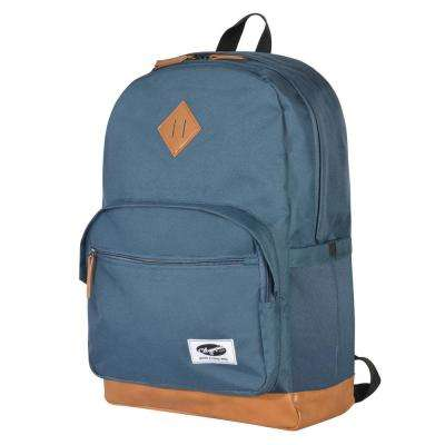 Element 18 in. Blue Backpack