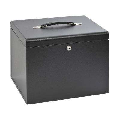 Locking Business or Personal File Organizer