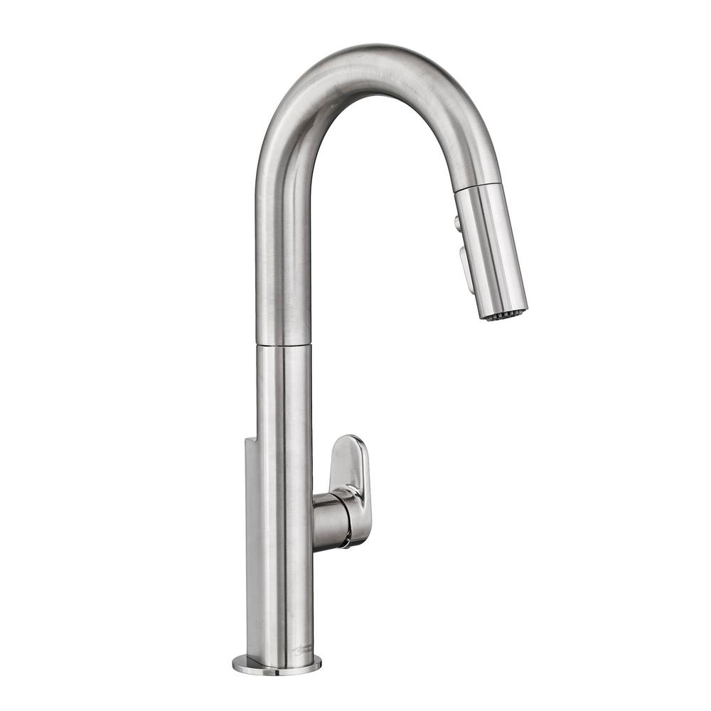 Certified Lead Free Brass Pull Down Kitchen Faucets
