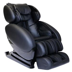 Infinity IT-8500 X3 Black Deluxe 3D Massage Chair with Bluetooth Compatibility and Lumbar Heat