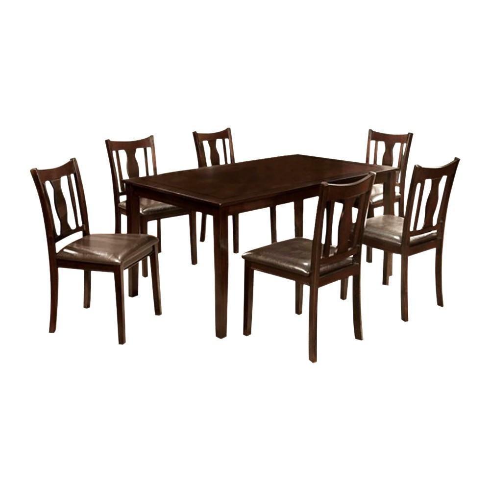 Leather - Dining Room Sets - Kitchen & Dining Room Furniture ...