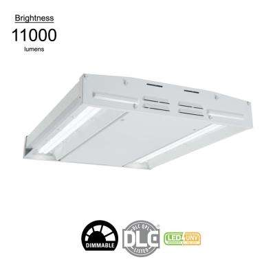 90-Watt 2 ft. White Integrated LED High Bay Light, 12,000-Lumens