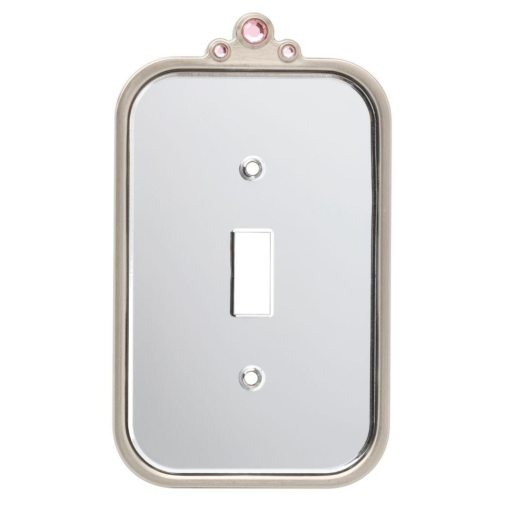 Liberty Mirror on the Wall 1 Gang Switch Wall Plate