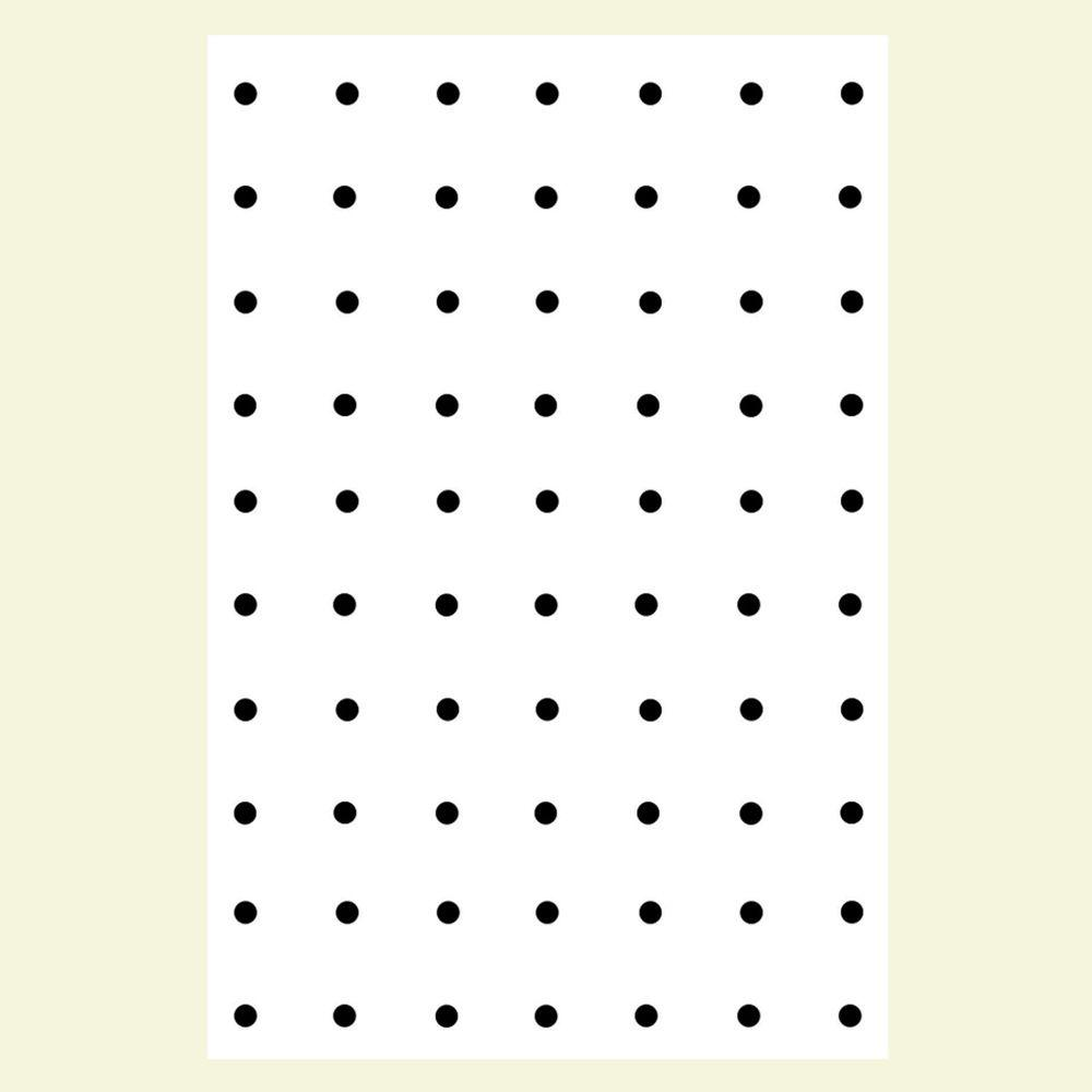 Unbranded 3 16 In X 4 Ft X 8 Ft Ash Pegboard White Panel 810753000000000 The Home Depot