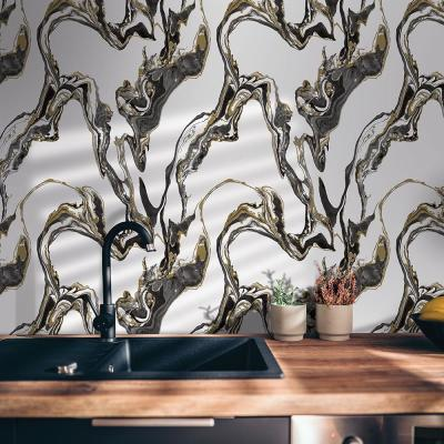 Marble Onyx Self-Adhesive, Removable Wallpaper