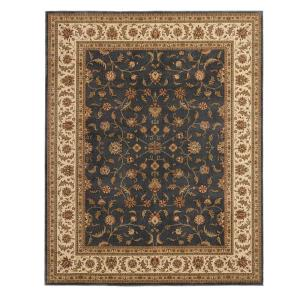 Home Decorators Collection Maggie Blue 9 ft. 2 inch x 11 ft. 11 inch Area Rug by Home Decorators Collection
