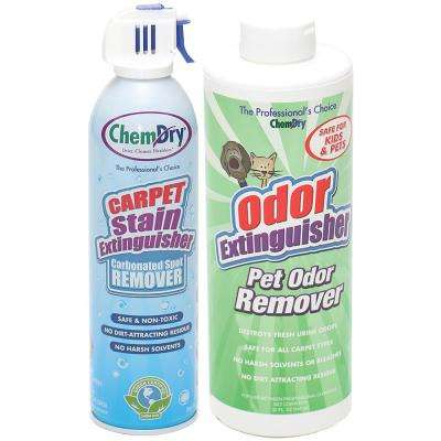 Combo Carpet Cleaner (2-Pack)