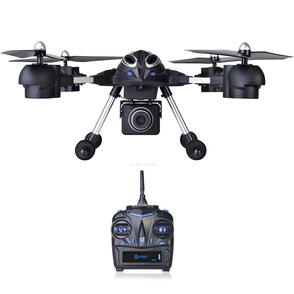 Contixo F10 Plus Quadcopter RC Drone with HD Camera