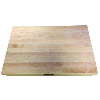 18 in. x 12 in. Maple Hardwood Cutting Board