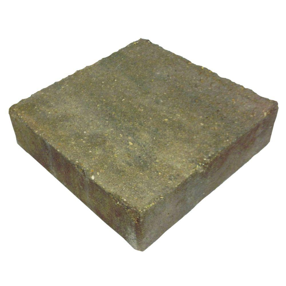 Lakeshore Cobble 9 in. x 9 in. x 2.25 in. Ashbury
