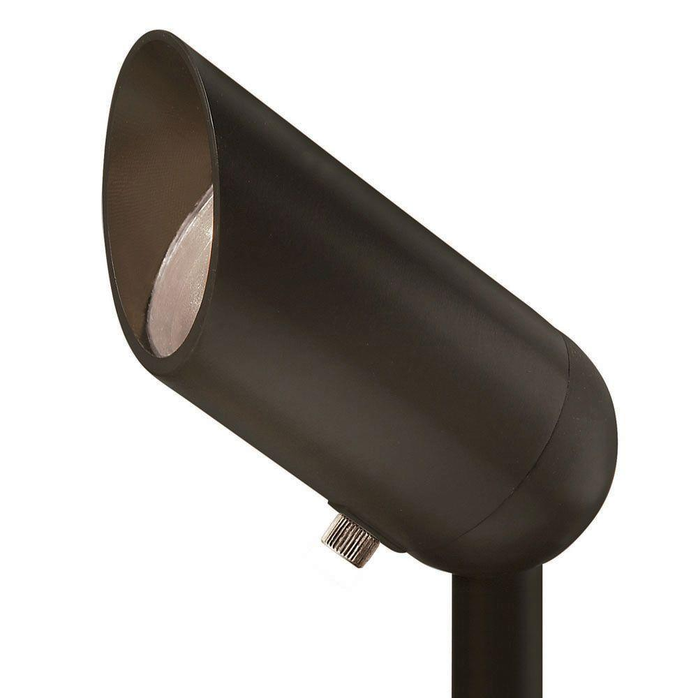 Hinkley Lighting Low Voltage LED Bronze 60W Equivalent Nexus Cast Aluminum 60 Degree Spot Light-DISCONTINUED