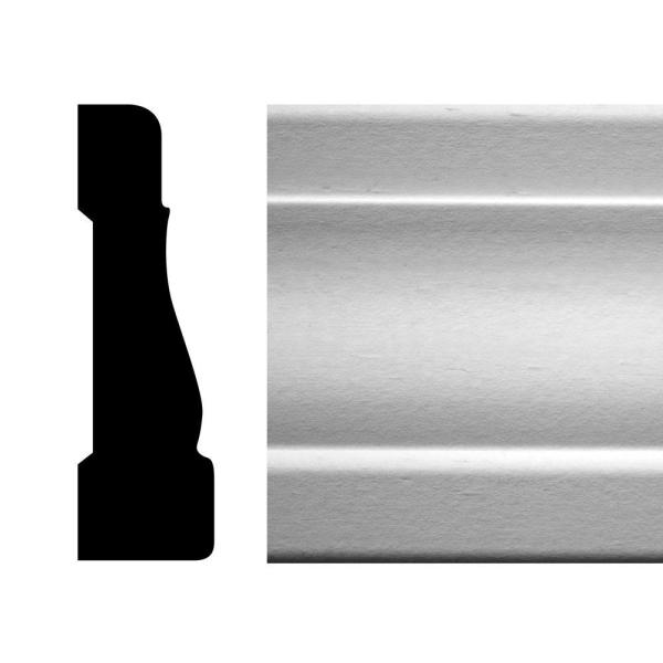 WM 356 11/16 in. x 2 1/4 in. x 168 in. Pine Primed Finger-Jointed Casing Pro Pack 168 LF (12-Pieces)