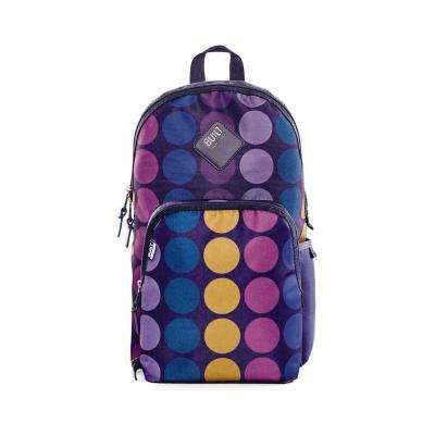 Lunch Pack Collection Union Square Backpack Plum Dot