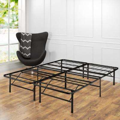 SmartBase Queen Metal Bed Frame