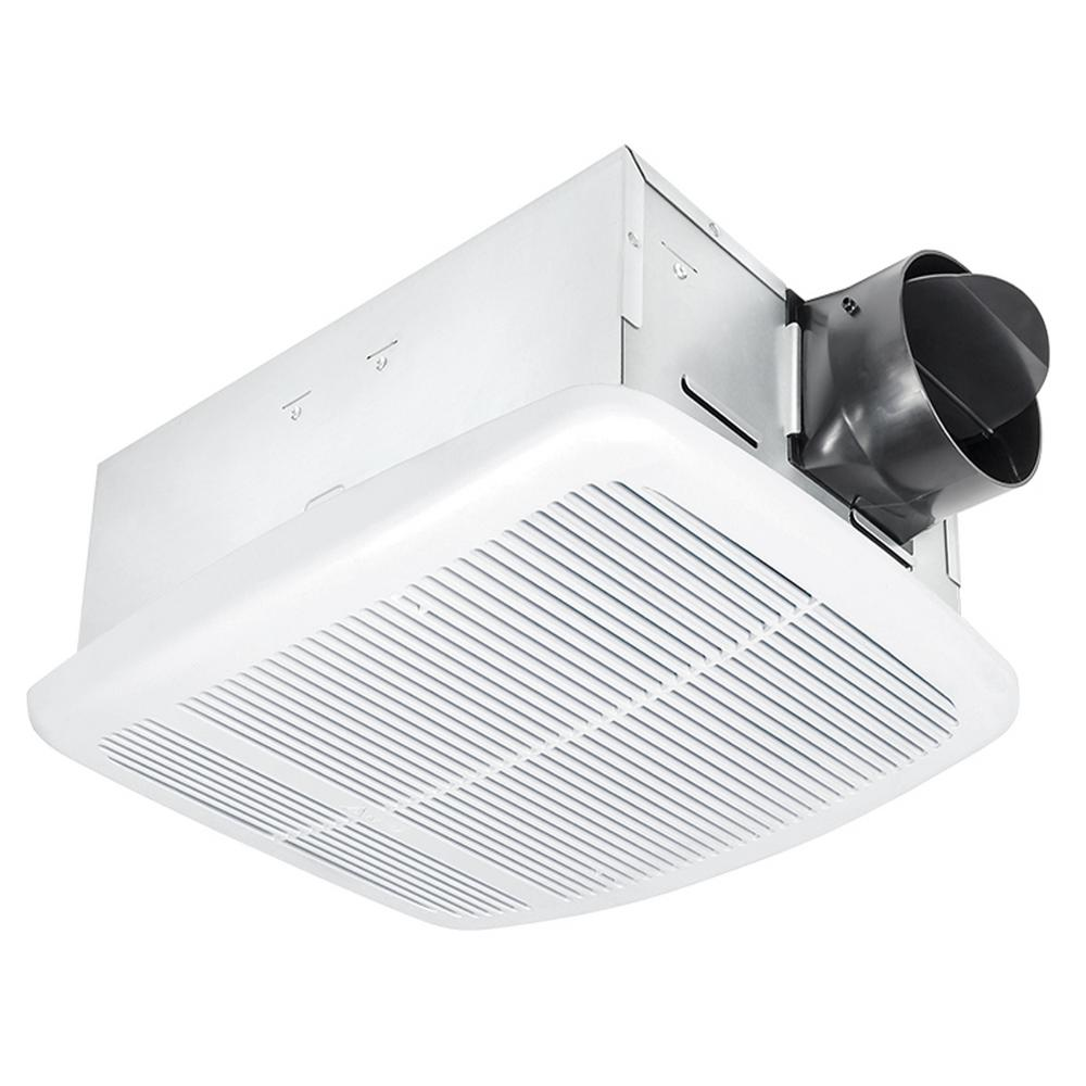 Panasonic Whisperwarm 110 Cfm Ceiling Exhaust Bath Fan With Light And Heater Fv 11vhl2 The