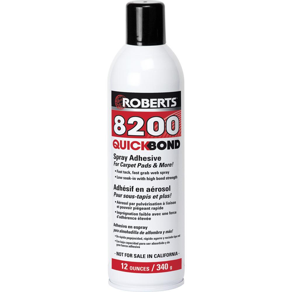 Quick Bond 12 oz. Spray Adhesive