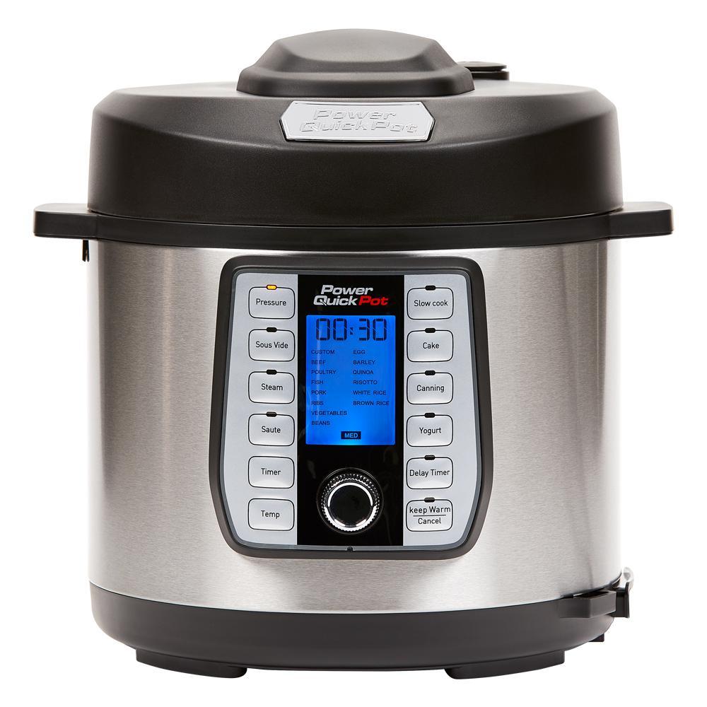 MultiCooker Quick Pot Pressure Cooker 6 Quart