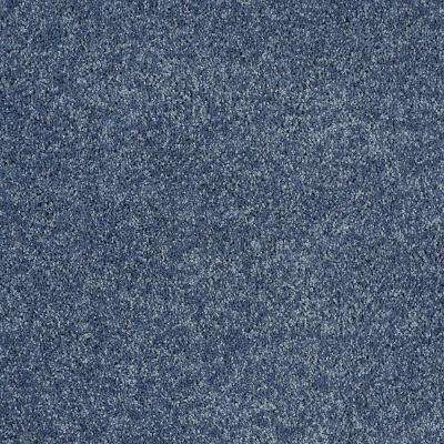 Carpet Sample - Palmdale II 12 - In Color Serenity 8 in. x 8 in.