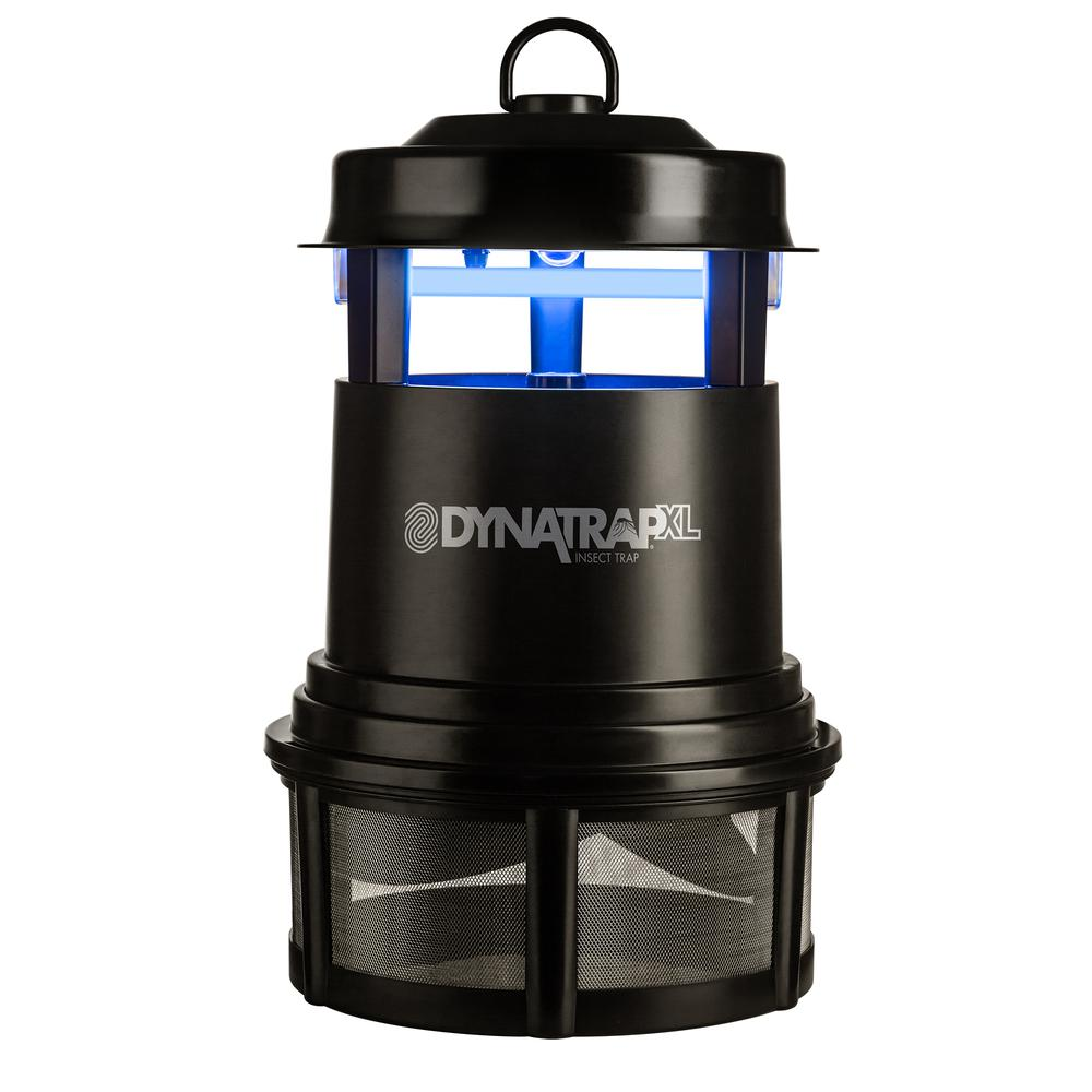 Dynatrap Full Acre Corded All Weather Mosquito and Flying Insects Trap 2 Pack