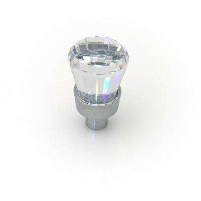 Swarovski Crystal Collection 0.75 in. Chrome Cabinet Knob