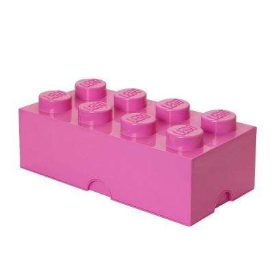Medium Pink Stackable Box