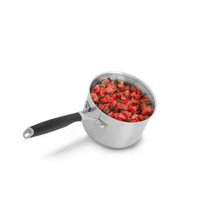 Select 2.5 Qt. Stainless Steel Saucepan