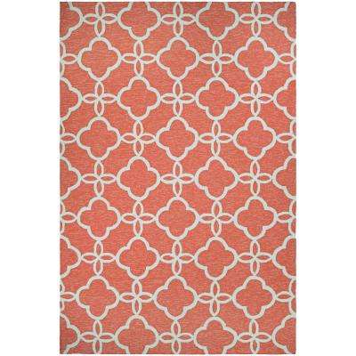 Trellis - Round - Outdoor Rugs - Rugs - The Home Depot