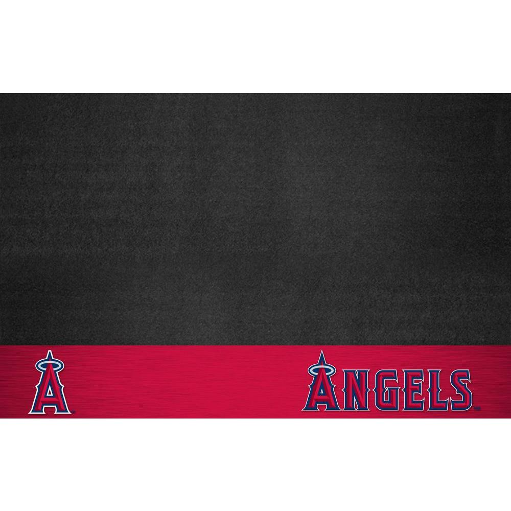 FANMATS Los Angeles Angels 26 in. x 42 in. Grill Mat