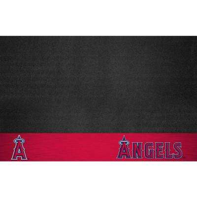Los Angeles Angels 26 in. x 42 in. Grill Mat