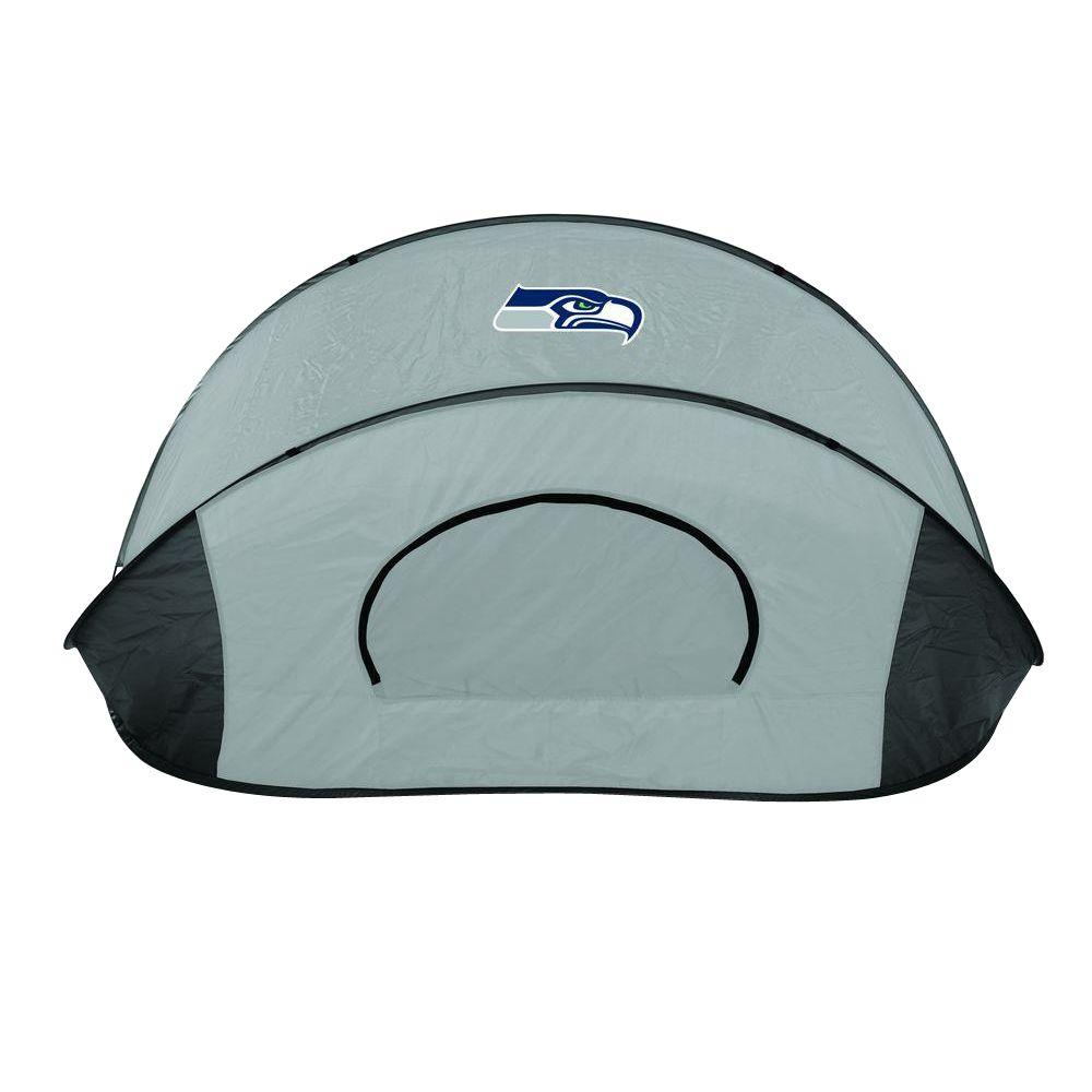 Picnic Time Seattle Seahawks Manta Sun Shelter Tent  sc 1 st  Home Depot & Picnic Time Seattle Seahawks Manta Sun Shelter Tent-113-00-105-284 ...