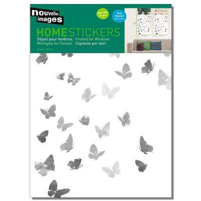 Multicolor Butterflies Wall Decals