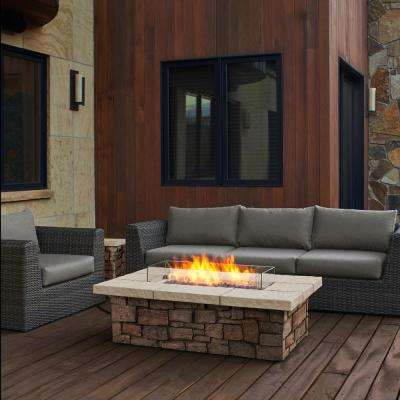 Propane Fire Pits Outdoor Heating The Home Depot