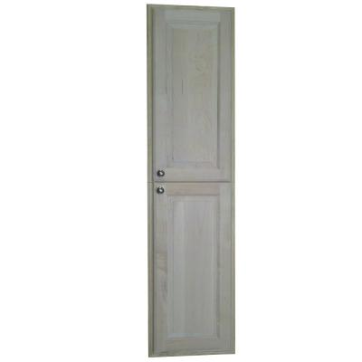 Napa Valley 67.5 in. H x 15.5 in. W x 3.5 in. D Recessed Medicine Cabinet in White