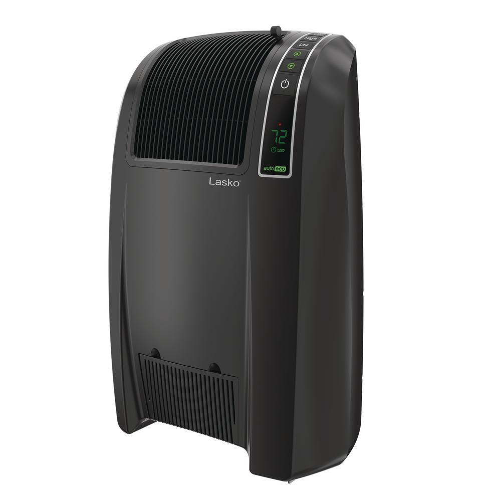 Lasko Cyclonic 1500-Watt Electric Ceramic Space Heater with Remote