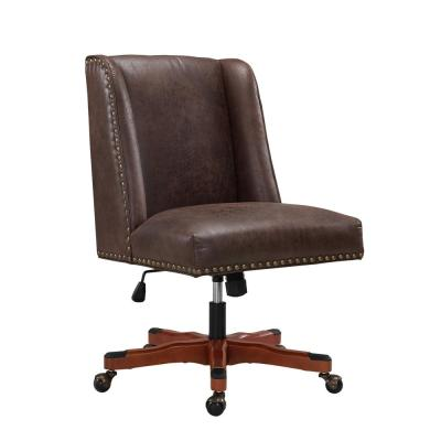 Draper Brown Office Chair
