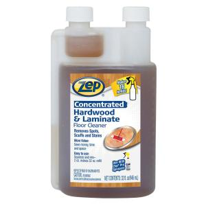 Zep Hardwood And Laminate Floor Cleaner Concentrate Case The Home Depot