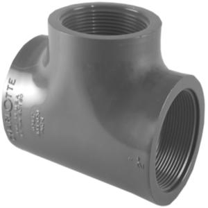 Charlotte Pipe 4 in  x 3 in  PVC DWV Flange-D800-422 - The Home Depot