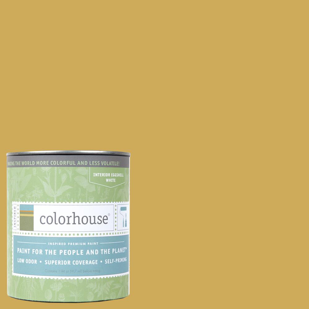 1 qt. Beeswax .03 Eggshell Interior Paint
