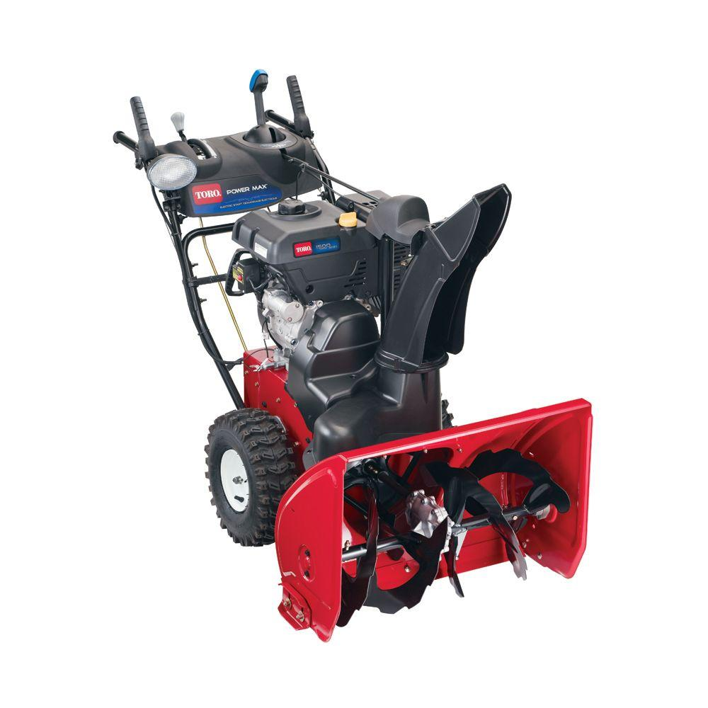 Toro Power Max HD 928 OE 28 in. Two-Stage Electric Start Gas Snow Blower-DISCONTINUED