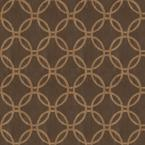 Ecliptic Brown Geometric Wallpaper Sample