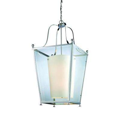 Lawrence Collection 6-Light Chrome Pendant