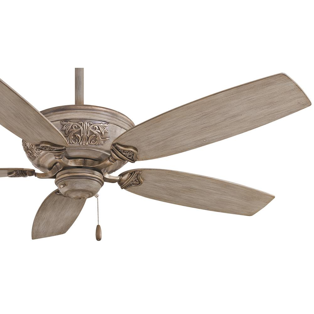 Indoor Driftwood Ceiling Fan F659 Drf